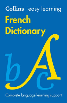 Easy Learning French Dictionary-9780008300258