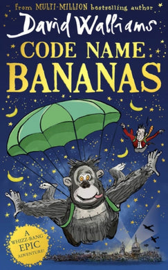 Code Name Bananas-9780008305833
