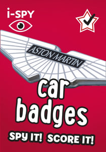 i-SPY Car badges : What Can You Spot?-9780008386542