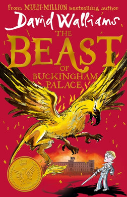 The Beast of Buckingham Palace-9780008438708