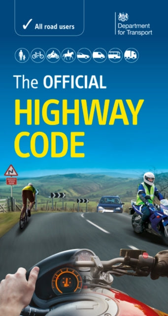 The Official Highway Code-9780115533426