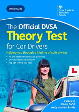 The official DVSA theory test for car drivers-9780115536588