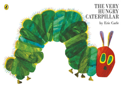 The Very Hungry Caterpillar-9780140569322