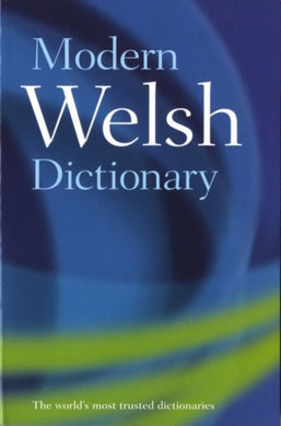 Modern Welsh Dictionary : A Guide to the Living Language-9780199228744