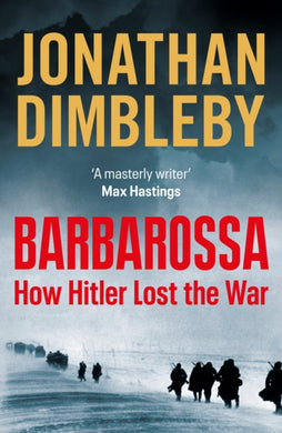 Barbarossa : How Hitler Lost the War-9780241291474