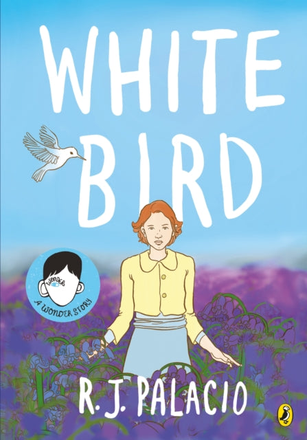 White Bird : A Graphic Novel-9780241399699
