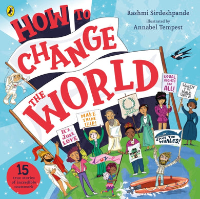 How To Change The World-9780241410349
