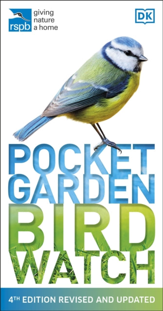 RSPB Pocket Garden Birdwatch-9780241412718