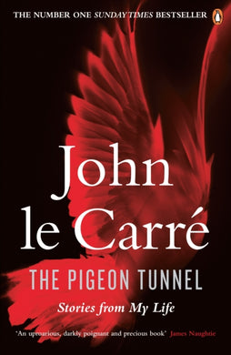 The Pigeon Tunnel : Stories from My Life-9780241976890