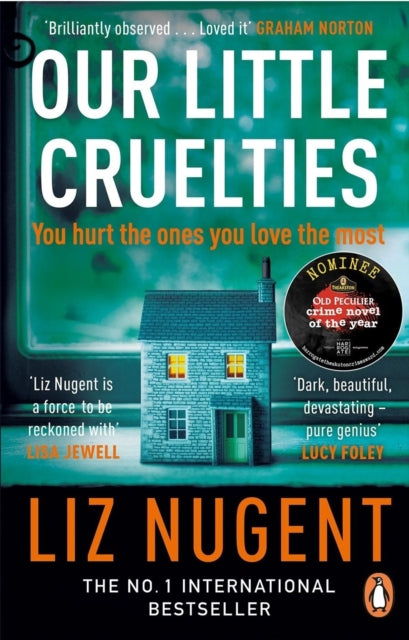 Our Little Cruelties : A new psychological suspense from the No.1 bestseller-9780241979747