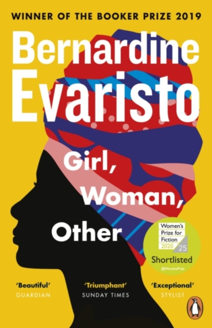 Girl, Woman, Other : WINNER OF THE BOOKER PRIZE 2019-9780241984994