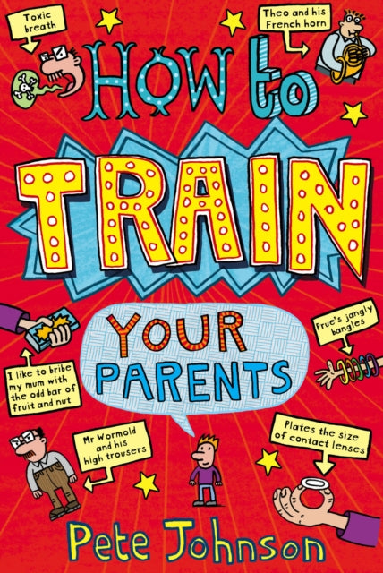 How To Train Your Parents-9780440864394