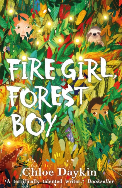 Fire Girl, Forest Boy-9780571349432