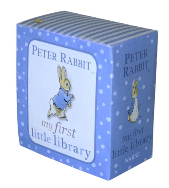 Peter Rabbit My First Little Library : My First Little Library-9780723267034