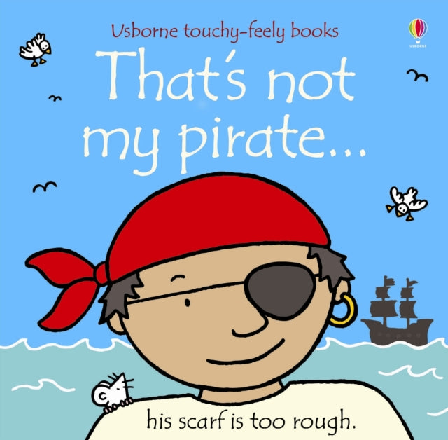 That's Not My Pirate-9780746085240