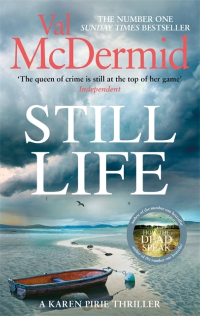 Still Life : The heart-pounding number one bestseller from the Queen of Crime-9780751576948