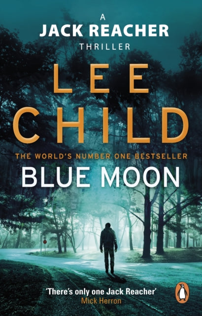 Blue Moon : (Jack Reacher 24)-9780857503633