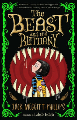 The Beast and the Bethany-9781405298889