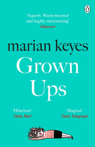 Grown Ups : The Sunday Times No 1 Bestseller 2020-9781405918787