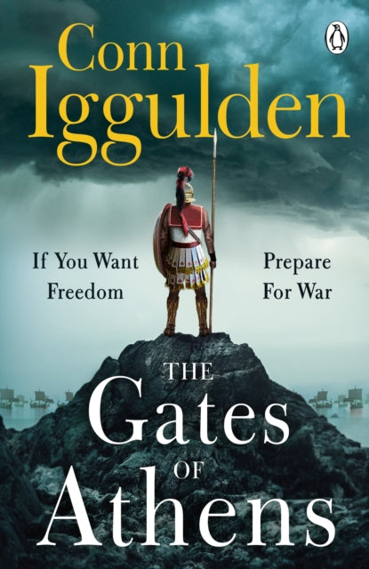 The Gates of Athens : Book One in the Athenian series-9781405937351