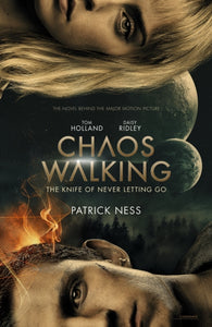 Chaos Walking : Book 1 The Knife of Never Letting Go-9781406385397