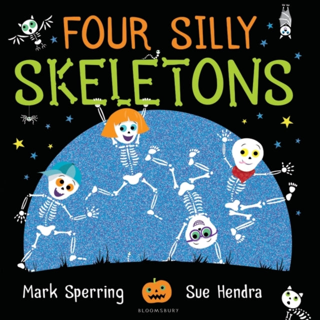 Four Silly Skeletons-9781408867143
