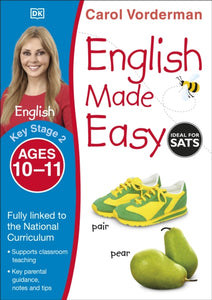 English Made Easy Ages 10-11 Key Stage 2-9781409344636