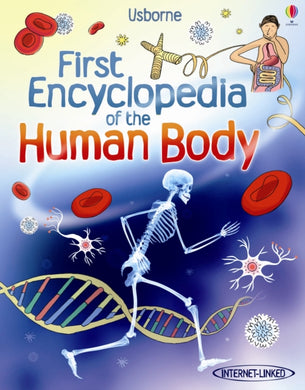 First Encyclopedia of the Human Body-9781409520092