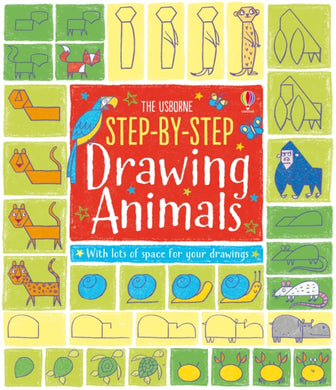 Step-by-Step Drawing Animals-9781409587606