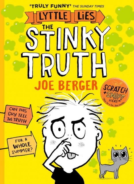 Lyttle Lies: The Stinky Truth-9781471146268