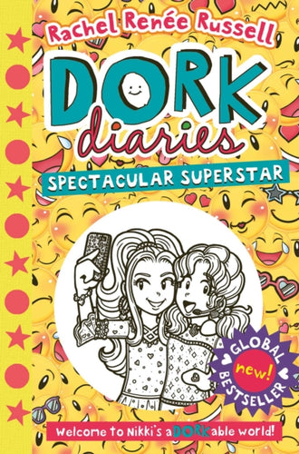 Dork Diaries: Spectacular Superstar : 14-9781471172809