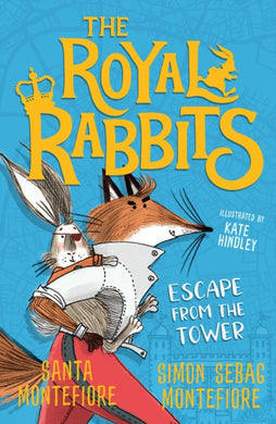 The Royal Rabbits: Escape From the Tower-9781471194603