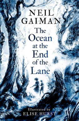 The Ocean at the End of the Lane : Illustrated Edition-9781472260222