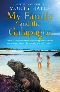 My Family and the Galapagos-9781472268822