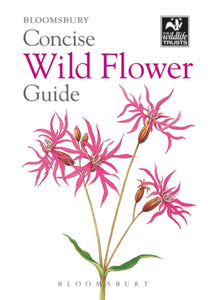 Concise Wild Flower Guide-9781472963802