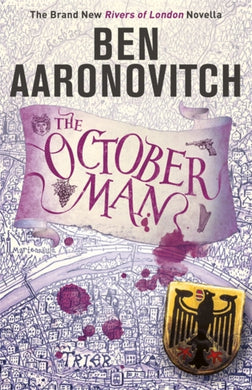 The October Man : A Rivers of London Novella-9781473224315