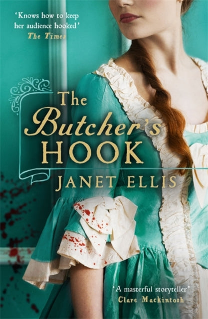 The Butcher's Hook-9781473625150