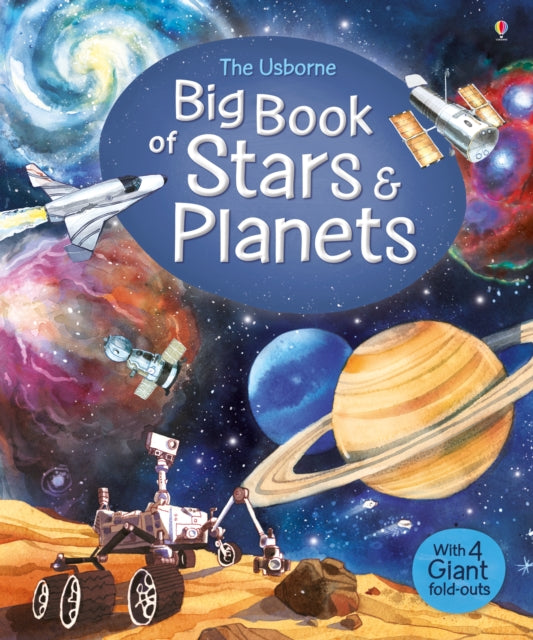 Big Book of Stars and Planets-9781474921022