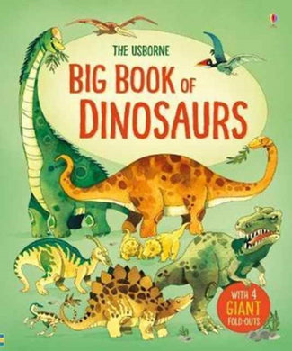 Big Book of Dinosaurs-9781474927475