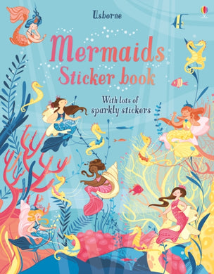 Mermaids Sticker Book-9781474956727