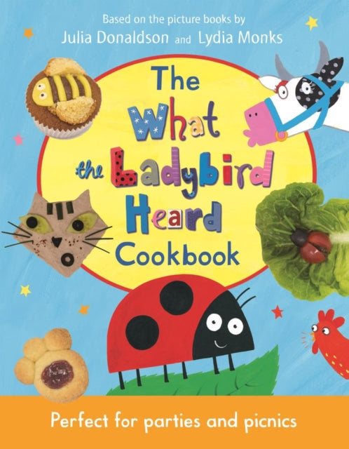 The What the Ladybird Heard Cookbook-9781509894437