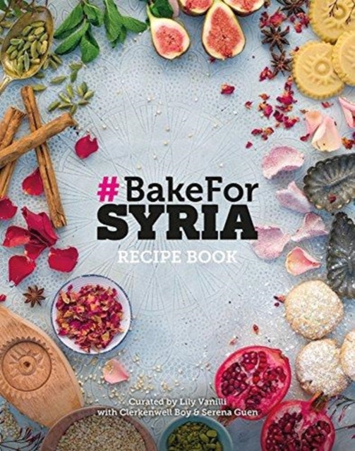 #BAKE FOR SYRIA-9781527221963