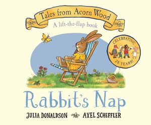 Rabbit's Nap : 20th Anniversary Edition-9781529023527