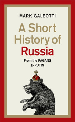 A Short History of Russia-9781529106381