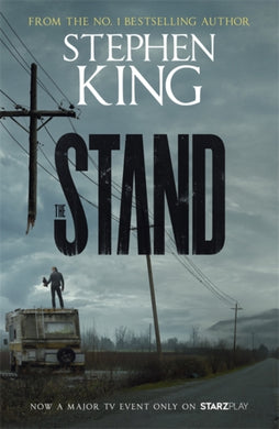 The Stand : (TV Tie-in Edition)-9781529370515
