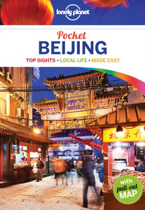 Lonely Planet Pocket Beijing-9781743215593