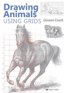 Drawing Animals Using Grids-9781782217992