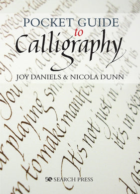 Pocket Guide to Calligraphy-9781782218159