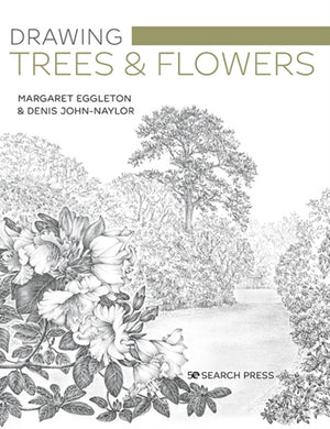 Drawing Trees & Flowers-9781782218302
