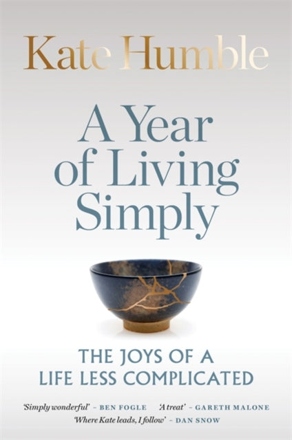 A Year of Living Simply : The joys of a life less complicated-9781783253425
